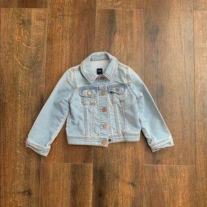 Baby Gap Denim toddler Jacket